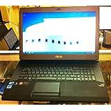 "Asus G73JH-BST7 LAPTOP COMPUTER / Intel Core i7 Processor / 17.3"" Display / 6GB Memory / 640GB Hard Drive - Black"