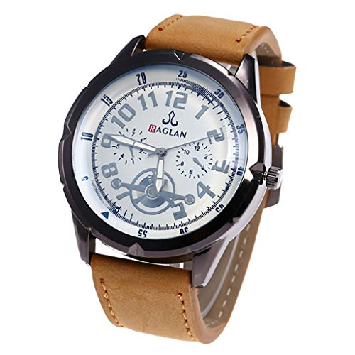 (Luxury Men Sport Watches, Yezijin Men's Watch Fashion Business Hollow Men's Watch A1154 for Father Men Student Youth Teens Boyfriend Lover's Birthday Present Hot!)