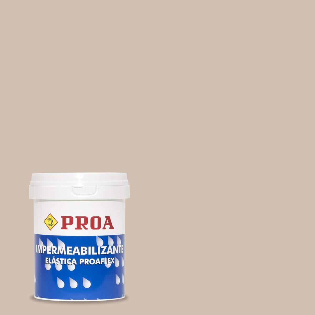 Proa. Impermeabilizante elástica Proaflex PROA, Teja. 750 ML