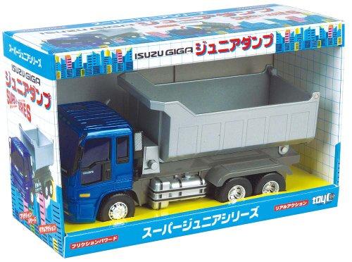 Friction ISUZU GIGA Junior-Dump Truck by TOIKOH