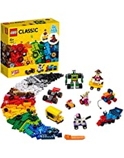 LEGO Classic Bricks and Wheels 11014 Building Set