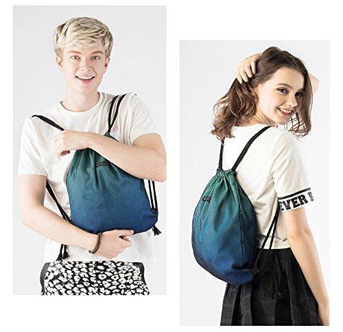 TaoMi- Bundle de lazo del bolso de hombro hombres y las mujeres del baloncesto ocasional Maleta de Mano ( Color : #2 ) #4