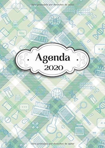 Amazon.com: Agenda 2020: Tema Enfermera Medicina Agenda ...