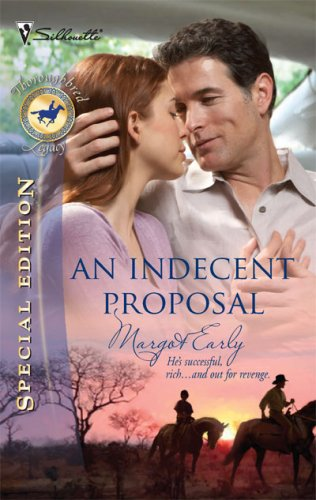 book cover of An Indecent Proposal