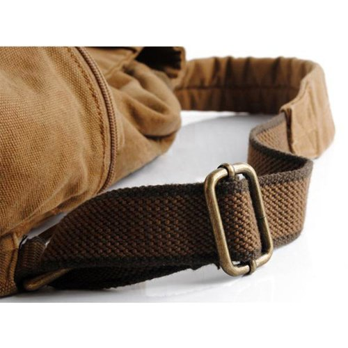 sulandy - Bolso al hombro para hombre marrón - marrón