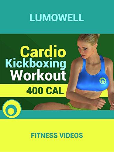 Cardio Kickboxing Workout – 400 Calories