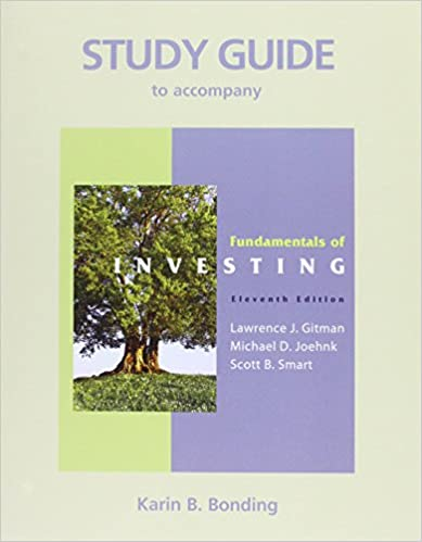 Fundamentals Of Investing Gitman Pdf