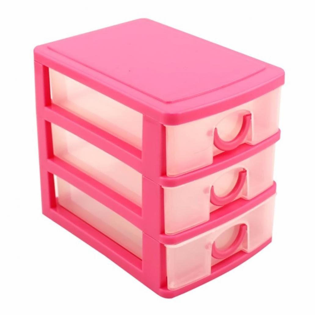 Amazon.com: Finance Plan Layers Drawer Desk Storage Boxes ...