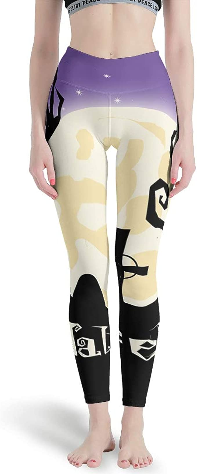 Yoga Make It Dirty Martini Women/'s Leggings Fun and playful patterns Workout Makes a great gift! Halloween
