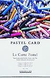 LaCarte Pastel Card Block- Twelve 12x15-3/4 Inch Sheets
