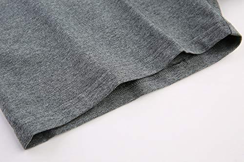À Sport Uni Xl Confortable Couleur De Femme S 4how Short Haute Gris Taille fvq61Hxw