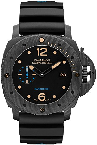 Panerai Replica Watches - Luxury Italy 1950 Design High End Submersible Amagnetic 3 Days Automatic P.9000 Watch 00616 Sapphire Crystal 47MM