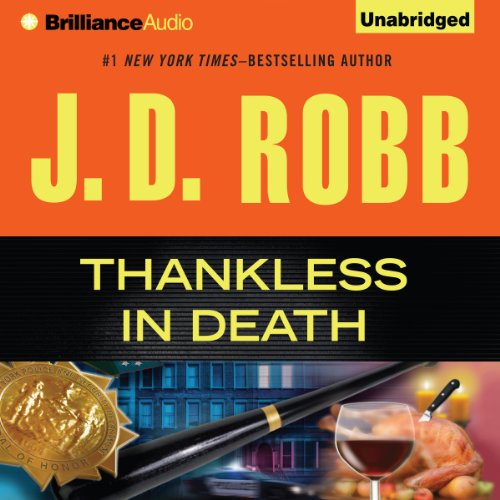 Thankless in Death Audiobook [Free Download by Trial] thumbnail