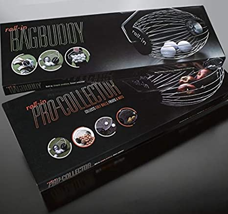 Amazon.com: Kollectaball Pro-Collector - Púa de pelota de ...