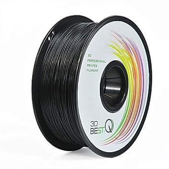 3D BEST-Q - Filamento de impresora 3D de fibra de carbono PLA de 1 ...