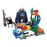 Pokemon Japanese Mega Bloks Deluxe Mountain Playland