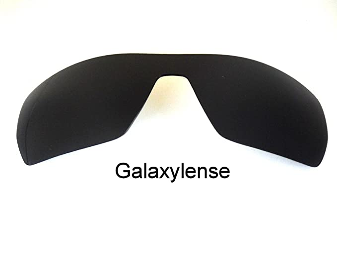1ee9ef3d8f Amazon.com  Galaxy Replacement Lenses For Oakley Offshoot Polarized Black  100% UVAB  Clothing