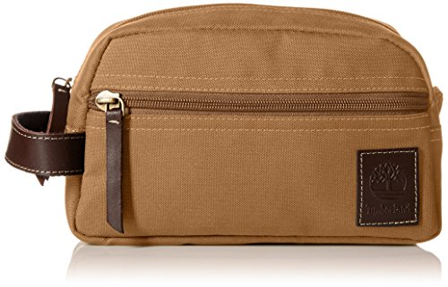 Timberland Mens Canvas Travel Kit