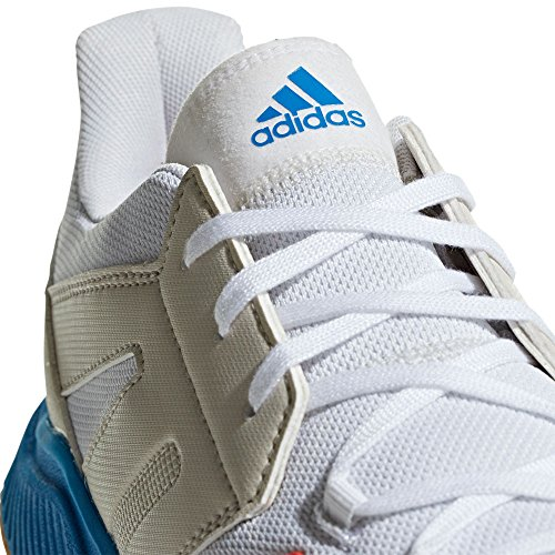 solaire bleu blanc Homme Chaussures Handball rouge Essence de adidas intense 0IX87
