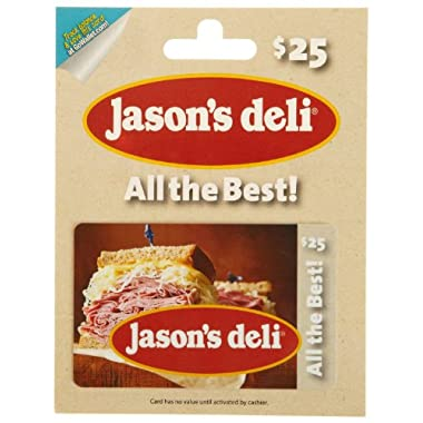 Jason's Deli Gift Card $25