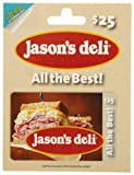 Jason's Deli Gift Card $25