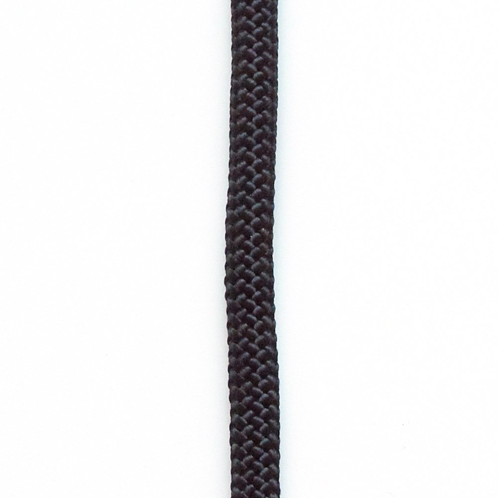 OmniProGear OPG ATAR static kernmantle rescue rappelling rope 11mm x 50 feet tactical Black UL ANSI NFPA USA