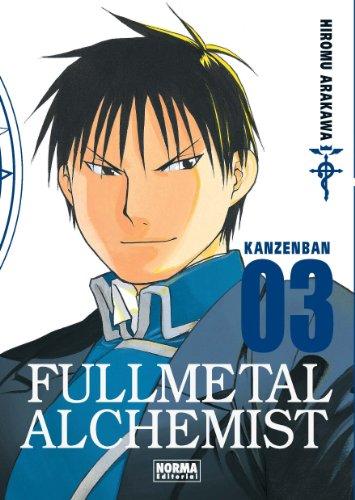 Descargar Libro Fullmetal Alchemist Kanzenban 3 Hiromu Arakawa