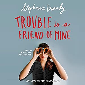 Trouble Is a Friend of Mine Audiobook