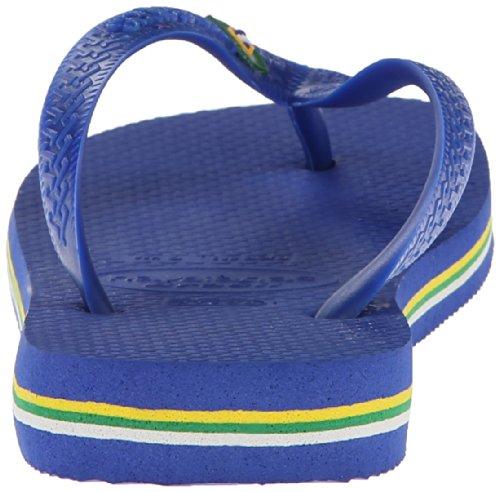 Havaianas Sandale Brésilienne Pour Femme Flip-flop Bleu Marine