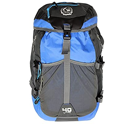 Explore Outfitters Waterproof Outdoor Hiking Backpack (Daypack) 40L Best Back Pack for Camping, Backpacking, Travel, Sport