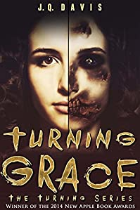 Turning Grace by J.Q. Davis ebook deal