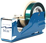 General Purpose Tape Dispensers, Hold Up to 2'' Wide Tape or 2 one inch tapes (6/Case)