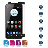 For ZTE Zmax Pro Z981 Phone 9H Tempered Glass Clear Screen Protector Willmart (Tm) Fingerprint Automatic Bonding,Scratch Resistant Glass Full Coverage Screensaver