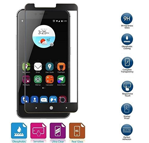 for-zte-zmax-pro-z981-phone-9h-tempered-glass-clear-screen-protector-willmart-tm-fingerprint-automat
