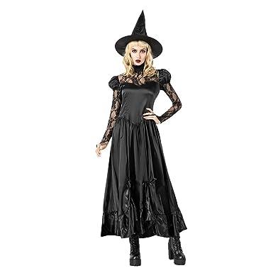 Lolittas_Vestido Largo para Mujer, Elegante, Disfraz de Halloween ...
