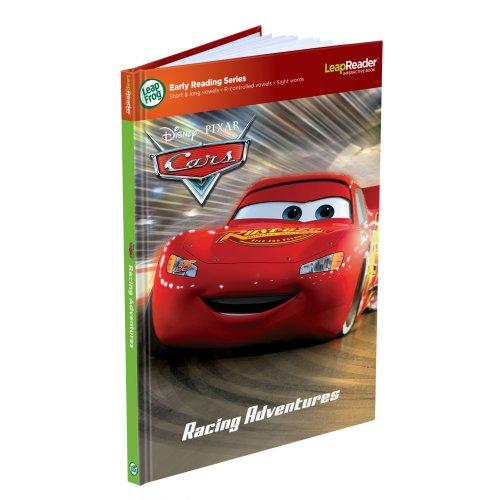 LeapFrog LeapReader Book: Disney·Pixar Cars: Racing Adventures (works with Tag)