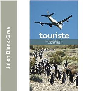Touriste | Livre audio
