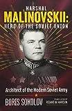 img - for Marshal Malinovskii: Hero of the Soviet Union book / textbook / text book