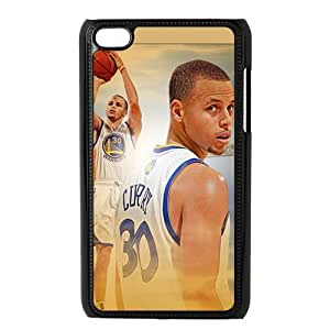 Custom Stephen Curry Basketball Series Case for ipod Touch 4 JNIPOD4-1284