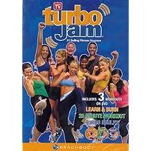Turbo Jam 3 Workouts on DVD: Learn & Burn, 20 Minute Workout, Turbo Sculpt
