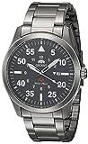 Orient FUNG2001B0 Reloj Analógico para Hombre, color negro y plata