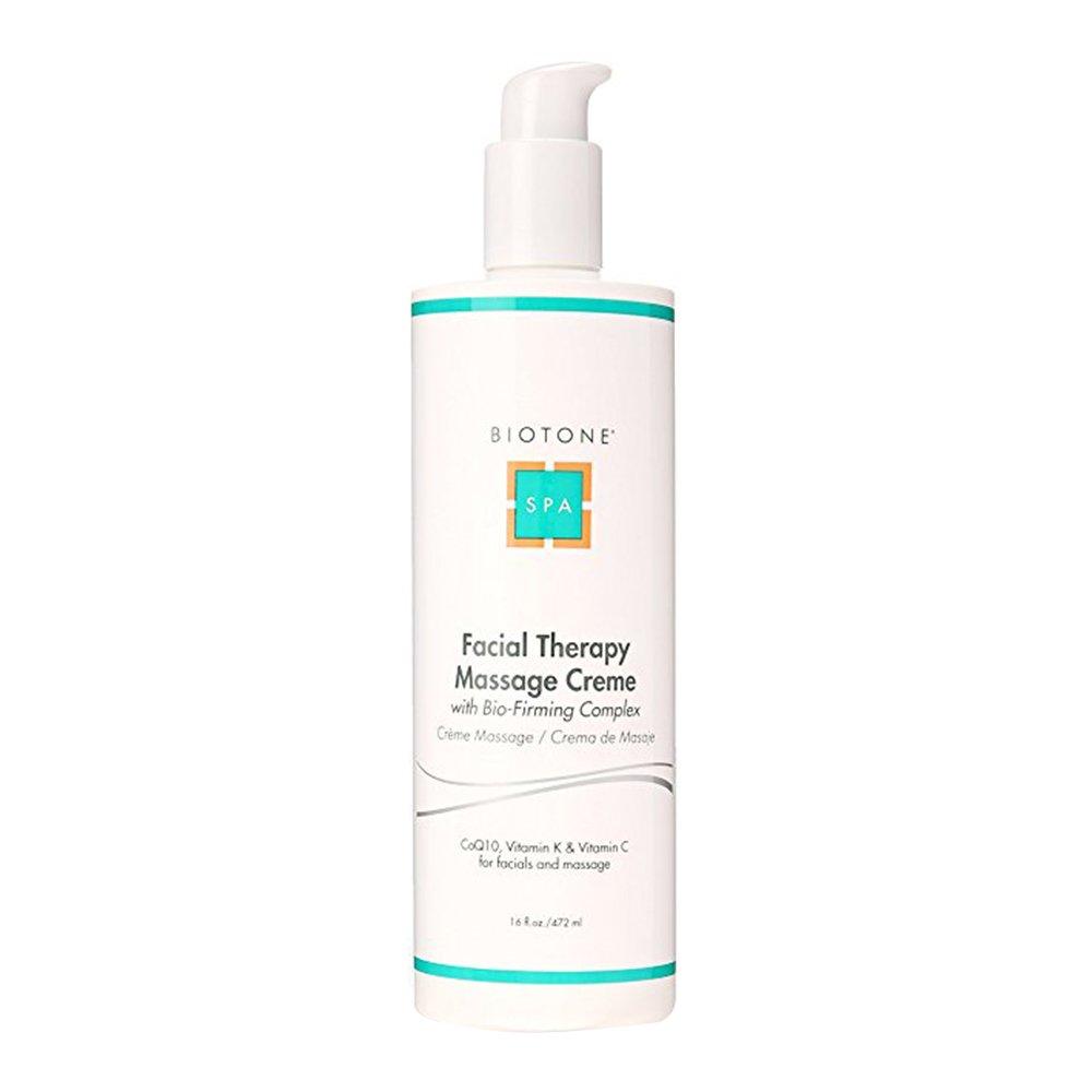 Biotone Facial Therapy Massage Creme, 16 Ounce