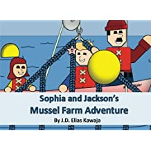 Sophia and Jackson's Mussel Farm Adventure