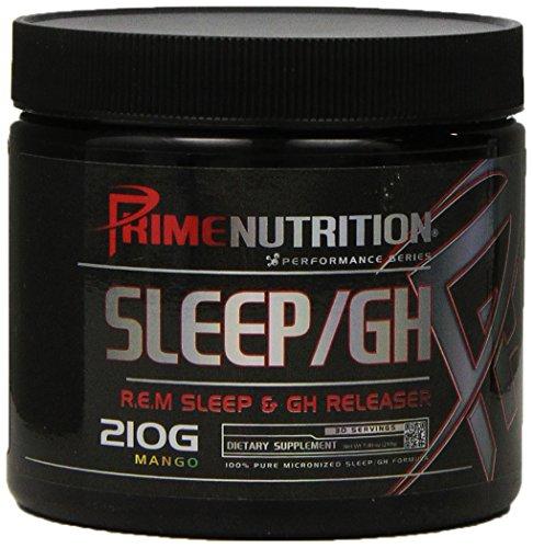 Supplément Prime Nutrition Veille / GH, Mango, 210 Gram