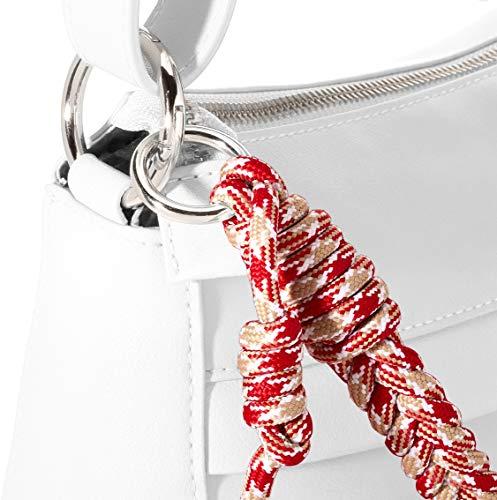 s.Oliver (väskor) 201.10.003.30.300.2038288, väska väska dam, vit (0210 vit), en storlek (tillverkarstorlek: one size)
