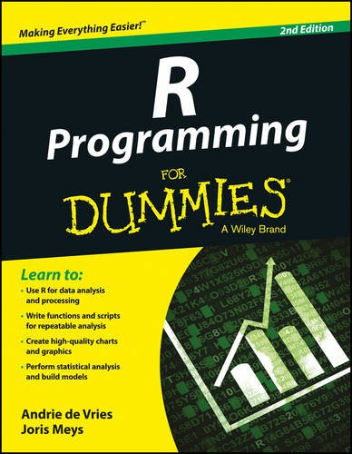 R Programming for Dummies ebook