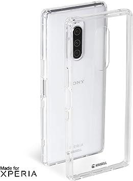 Krusell Funda para Sony Xperia 1 - Kivik: Amazon.es: Electrónica