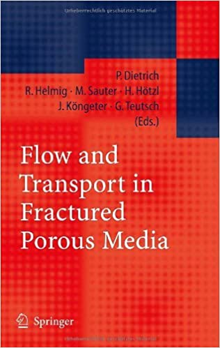 Lataa PDF-tiedostoja ilmaiseksi Flow and Transport in Fractured Porous Media ePub