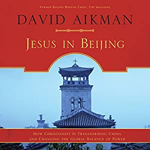 Jesus in Beijing Audiobook