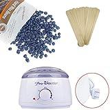 Creazy Hair Removal Hot Paraffin Wax Warmer Heater Pot Machine Depilatory Hard Wax Bean (F)